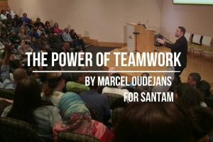 Keynote Demonstration: The Power of Teamwork