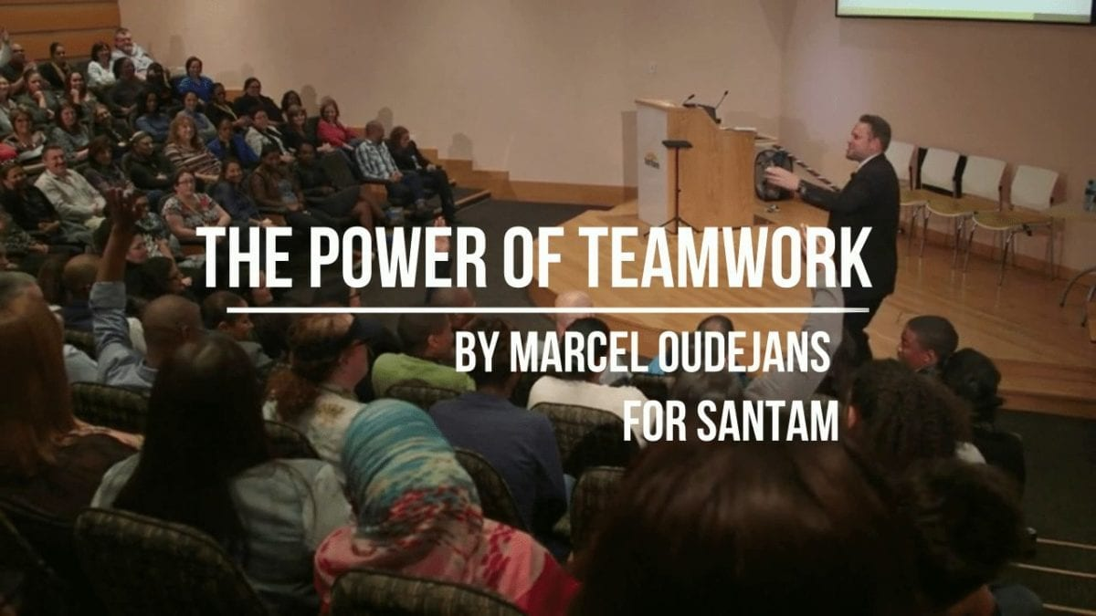 Power of Teamwork keynote video